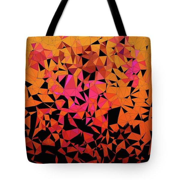 Origami Tote Bag by Susan Maxwell Schmidt