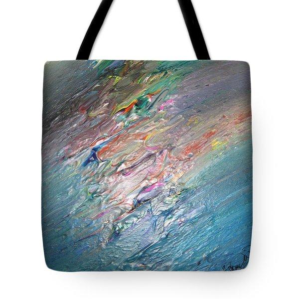 Original Abstract Masterpiece 2 Tote Bag