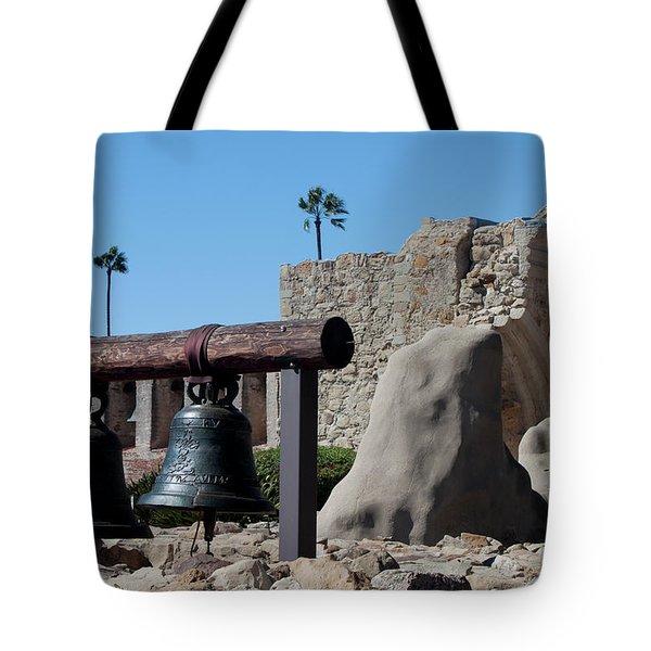 Original Bell Tower Tote Bag