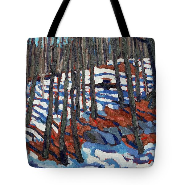 Original Homestead Tote Bag by Phil Chadwick