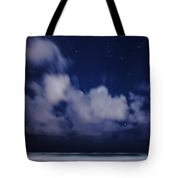 Orion Beach Tote Bag