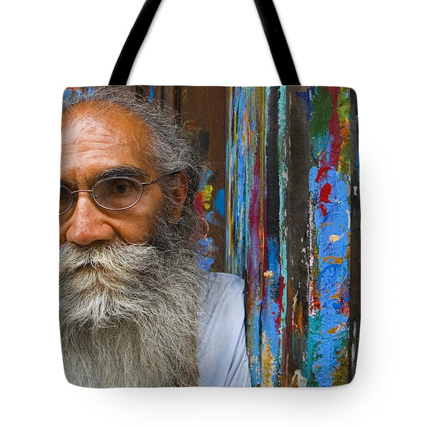 Orizaba Painter Tote Bag