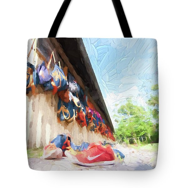 Orlando Area Rowing Society Tote Bag