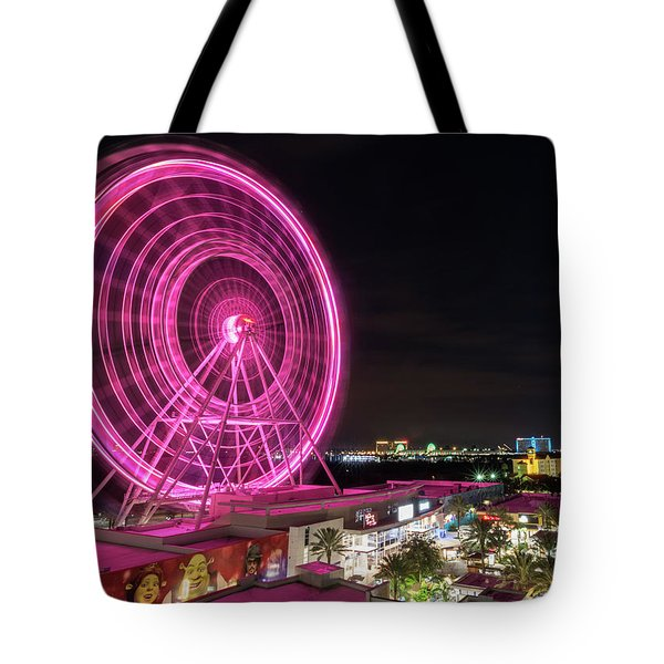 Orlando Eye Tote Bag