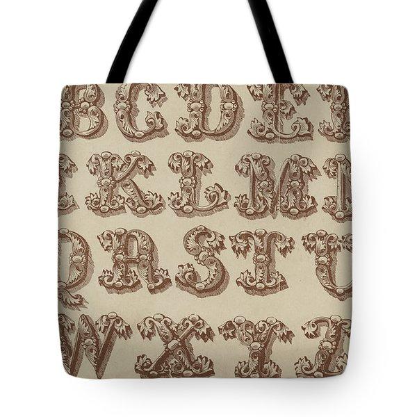 Ornamental Tote Bag