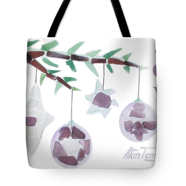 Ornaments Tote Bag