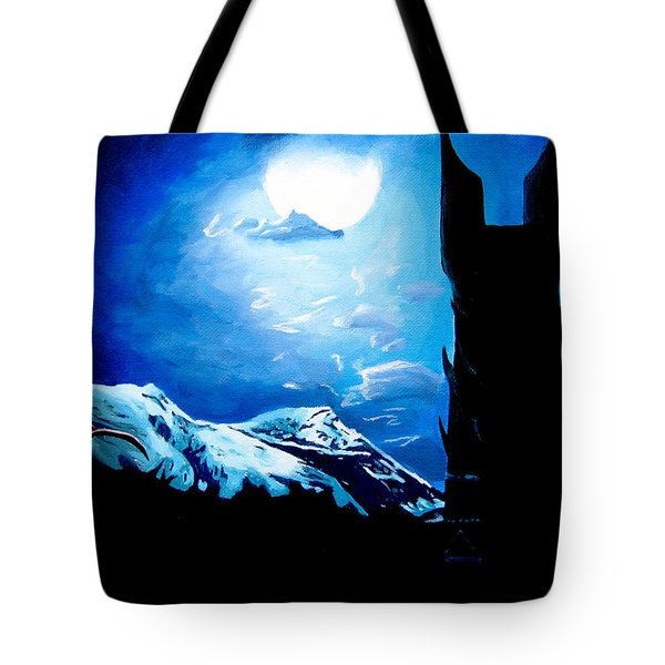 Orthanc Rescue Tote Bag by Kayleigh Semeniuk