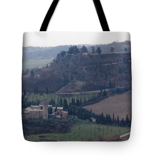 Orveito Italy Tote Bag by Marna Edwards Flavell