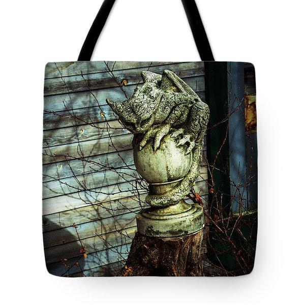 Oscar Tote Bag by Alana Thrower