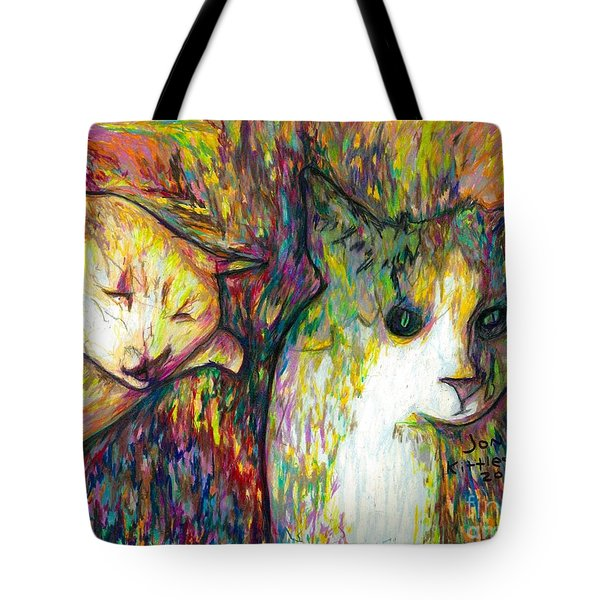 Oscar And Coco Tote Bag