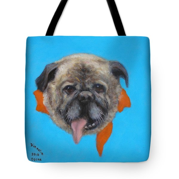 Oscar Tote Bag by Donelli  DiMaria