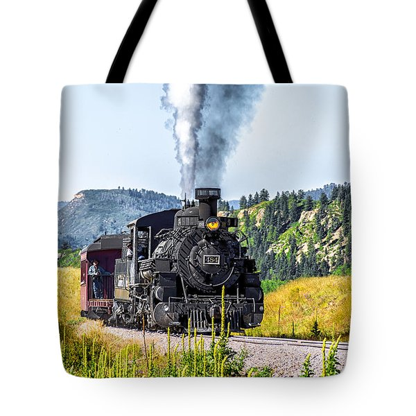 Osier Bound 484 Tote Bag