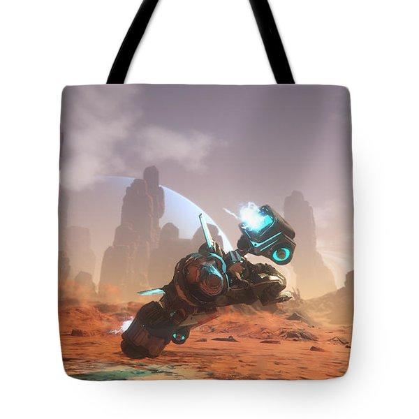 Osiris New Dawn Tote Bag