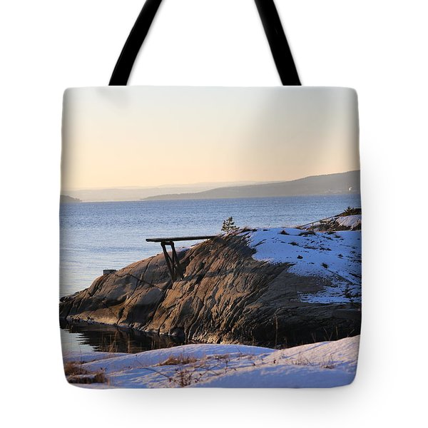Oslo Fjords, Norway  Tote Bag