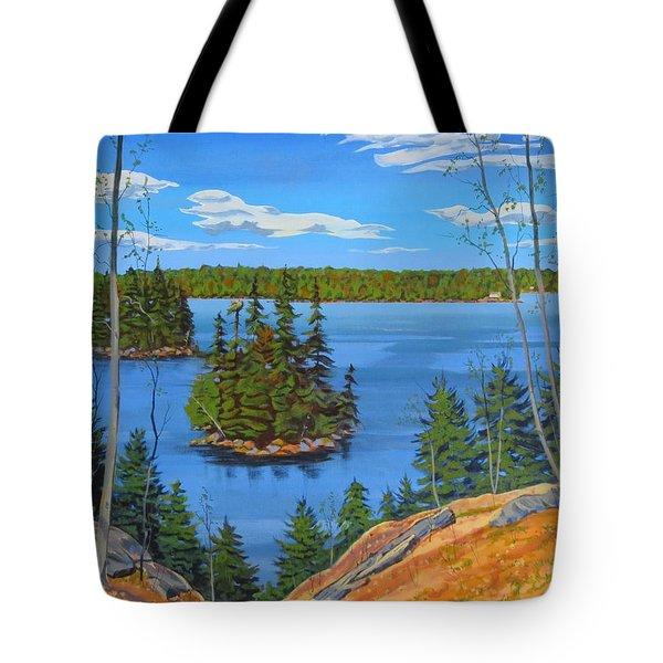 Osprey Island Tote Bag