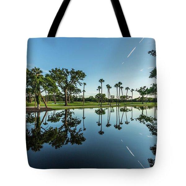 Osprey Point Kiawah Island Resort Tote Bag