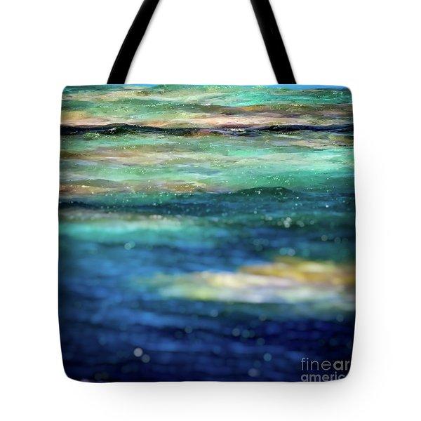 Osprey Reef Tote Bag by Doug Sturgess