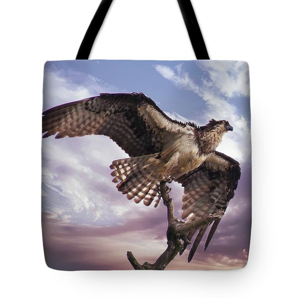 Osprey Wing Tote Bag