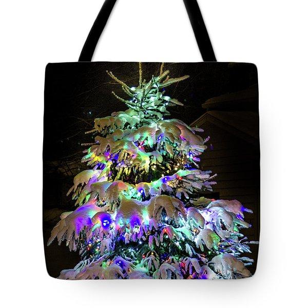 O'tannenbaum Tote Bag