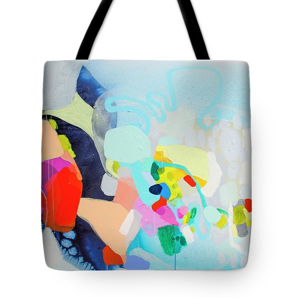 Other Side Of The Picture Tote Bag