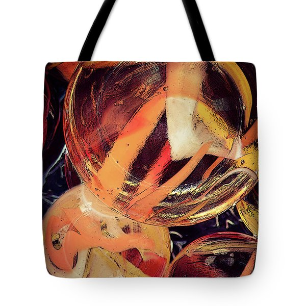 Other Worlds II Tote Bag
