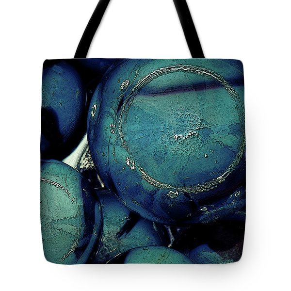 Other Worlds Iv Tote Bag