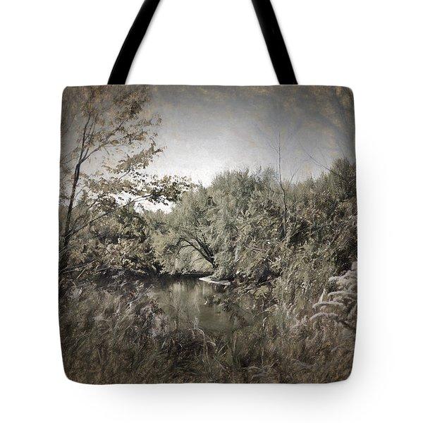 Otter Creek  Tote Bag