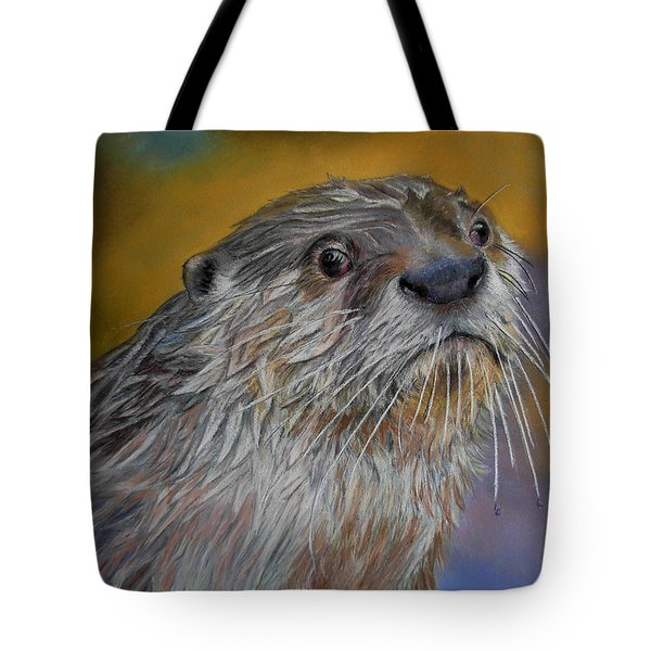 Otter Or Not Tote Bag