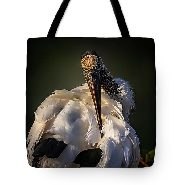 Ouch Tote Bag by Cyndy Doty