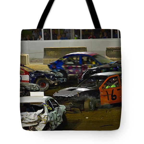 Ouch.... Tote Bag
