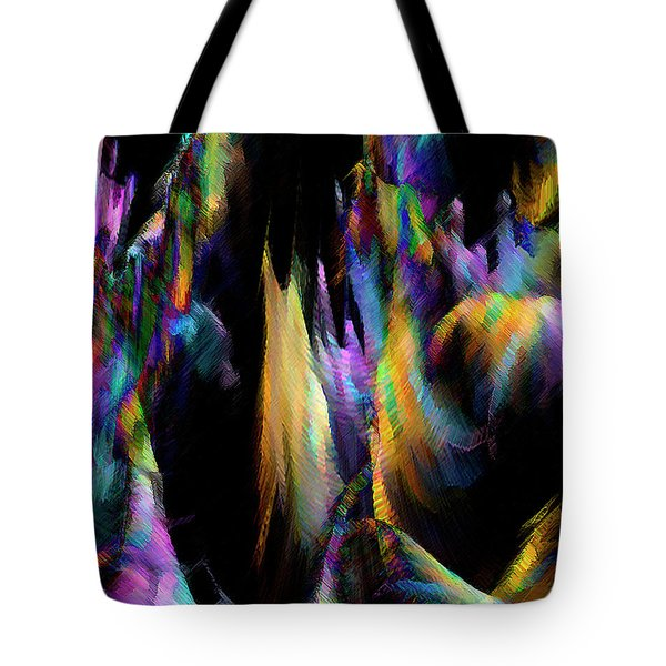Our Colorful Planet Tote Bag