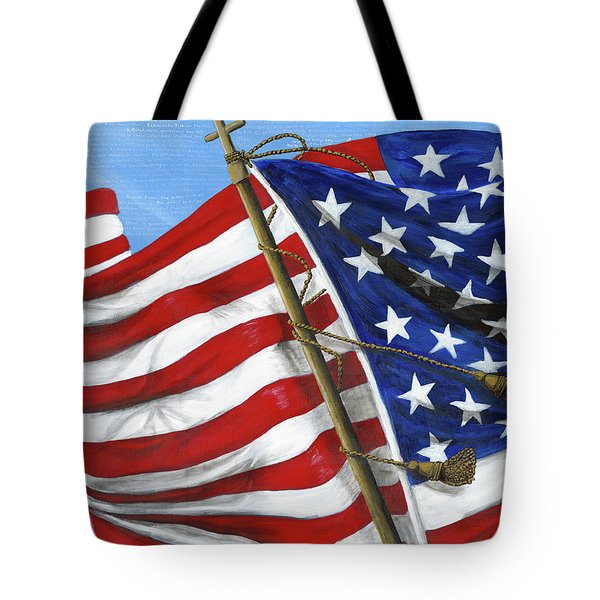 Our Founding Principles Tote Bag