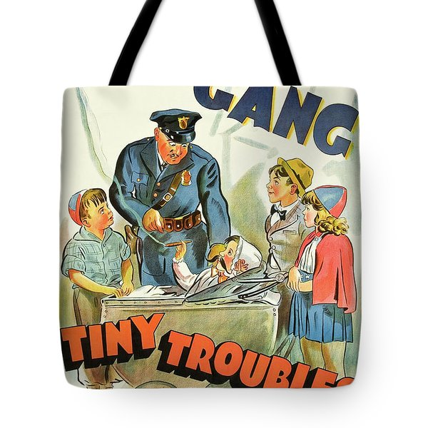 Our Gang 1939 Tote Bag