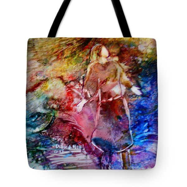 Our God Is An Awesome God Tote Bag