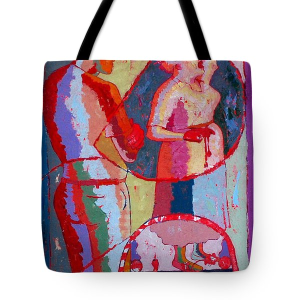 Our Inescapable Duty 4 Tote Bag by John Powell