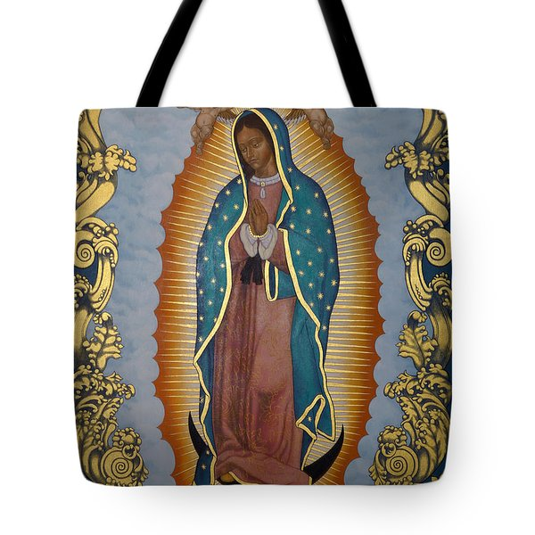 Our Lady Of Guadalupe - Lwlgl Tote Bag