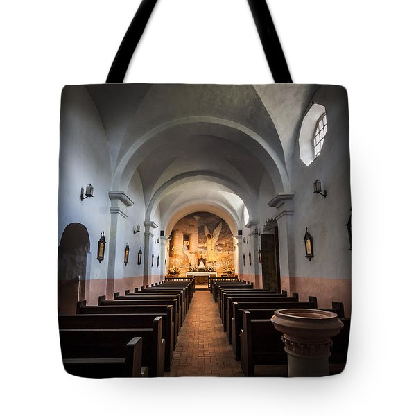 Our Lady Of Loreto Tote Bag