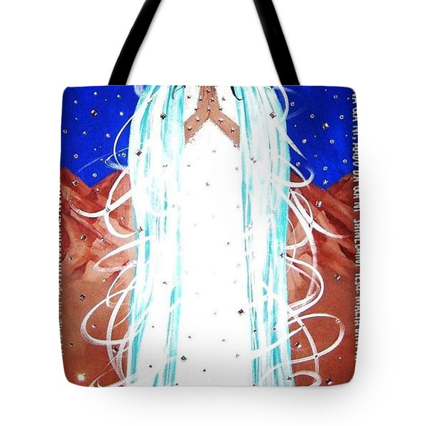 Our Lady Of Lucid Dreams Tote Bag