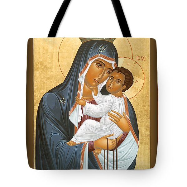 Our Lady Of Mount Carmel - Rlolc Tote Bag