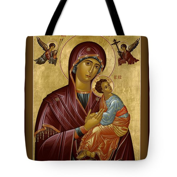 Our Lady Of Perpetual Help - Rloph Tote Bag