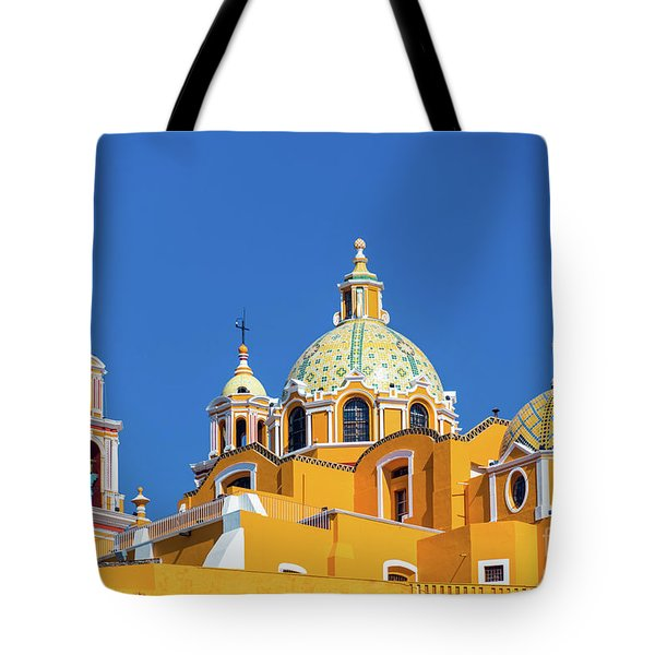 Our Lady Of Remedies Tote Bag