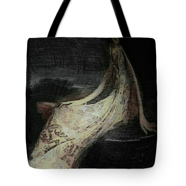Our Lady Of The Mosaics Tote Bag