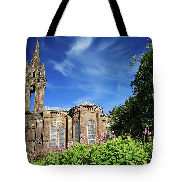 Our Lady Of Victories Tote Bag by Gaspar Avila