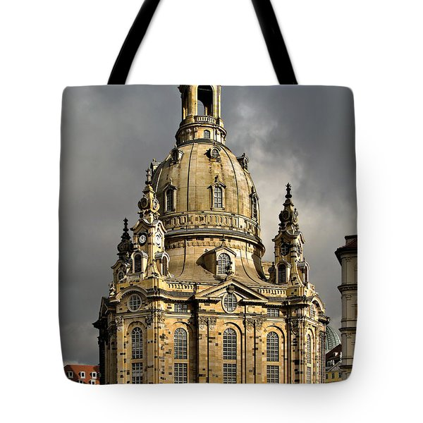 Our Lady's Church Of Dresden Tote Bag