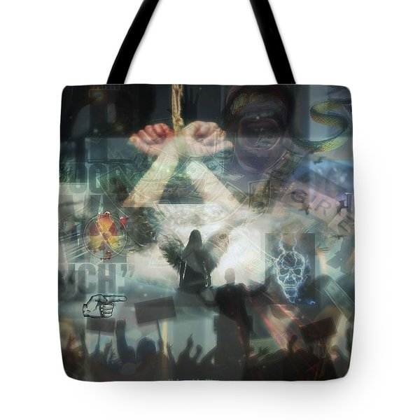 Our Monetary System  Tote Bag by Eskemida Pictures