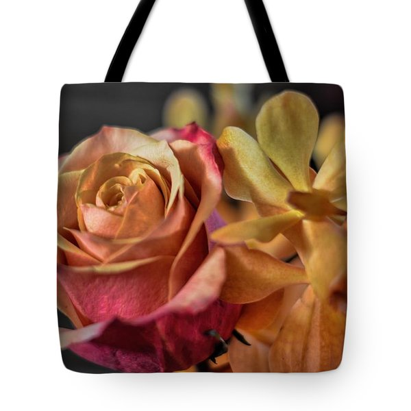 Tote Bag featuring the photograph Our Passion by Diana Mary Sharpton