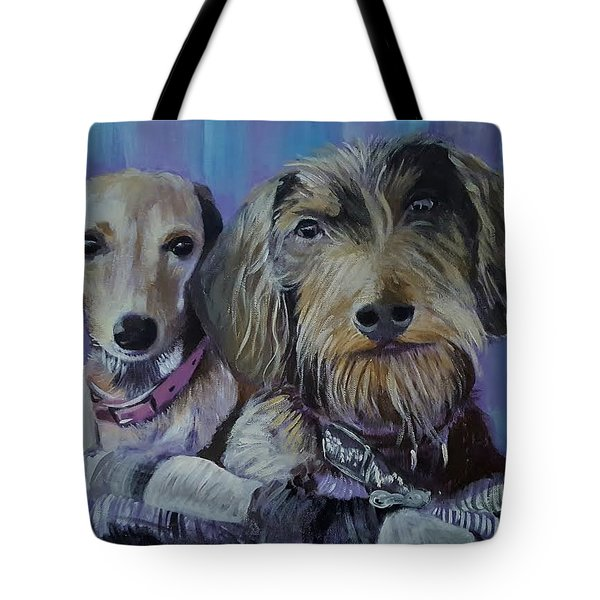 Our Pups Tote Bag