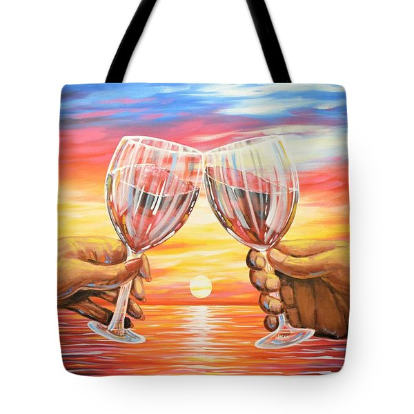 Our Sunset Tote Bag