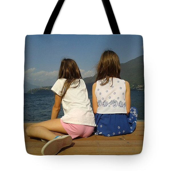 Our Wonderful Maty And Francy Tote Bag