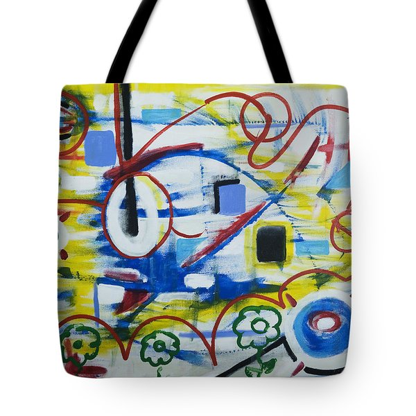Our World Tote Bag
